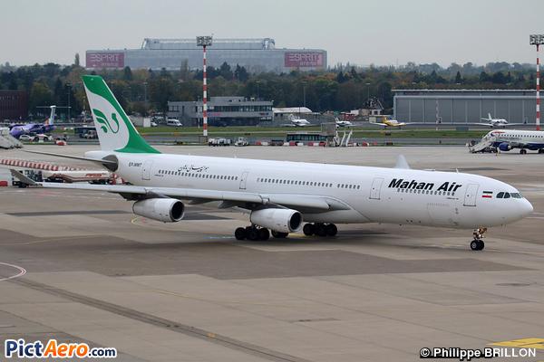 Airbus A330-313X (Mahan Air)