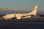 Boeing 737-75U(BBJ) (5U-GRN)