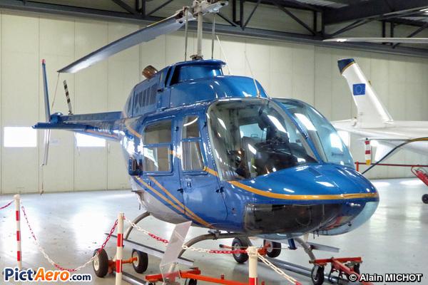 Agusta-Bell AB-206B-3 JetRanger III (CONTI & SCEG)