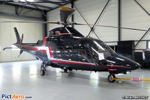 Agusta AW109 SP (Skycam Hélicoptères)