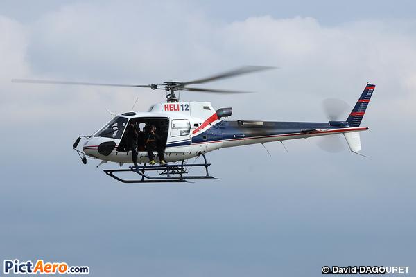 Aérospatiale AS-350 B3 Ecureuil (CDC Group SARL)