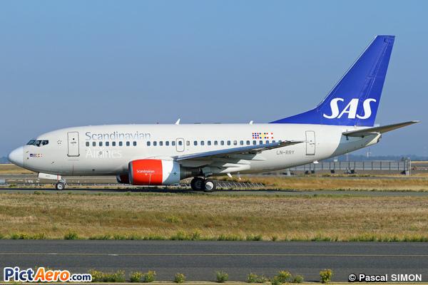 Boeing 737-683 (Scandinavian Airlines (SAS))