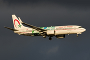 Boeing 737-86N(WL) (CN-RGG)