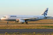 Airbus A320-232 (SX-DVW)