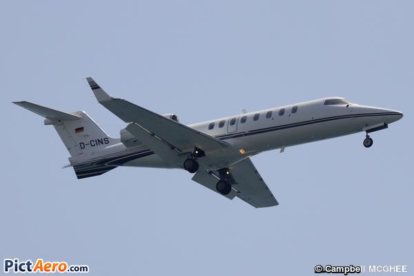 Bombardier Learjet 45 (Aero-Dienst GmbH)