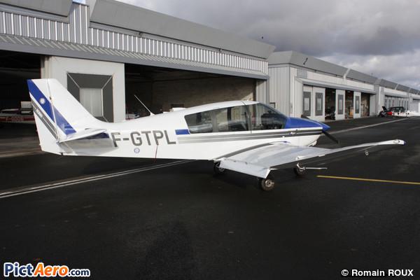 Robin DR-400-160 (Aéroclub d'Orléans Loiret Colonel Jean Demozay)