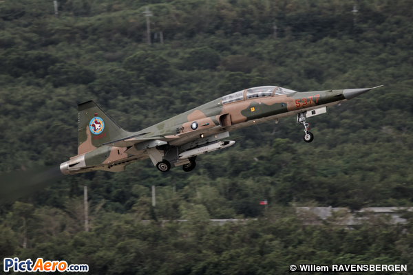 Northrop F-5E Tiger II (Taiwan - Air Force)