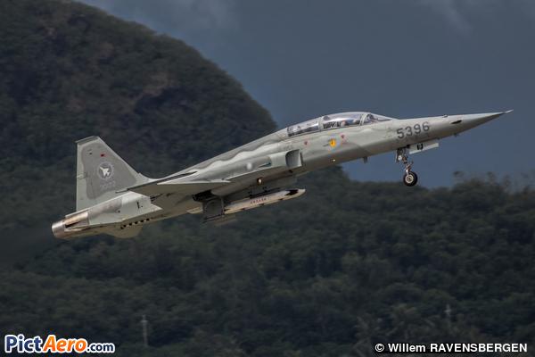 Northrop F-5E Tiger II (Taiwan - Air Force)