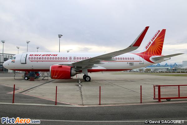 Airbus A320-251N (Air India)