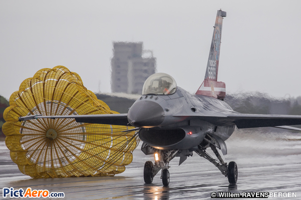 Lockheed Martin F-16A-20-CF (Taiwan - Air Force)
