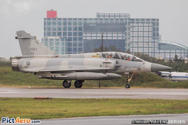 Dassault Mirage 2000Di (Taiwan - Air Force)