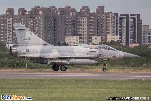 Dassault Mirage 2000Di (Taiwan - Air Force)