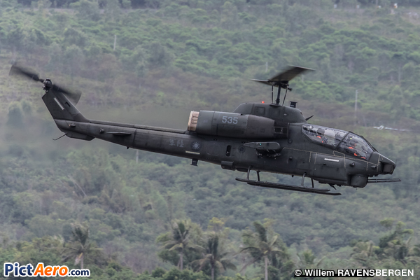 Bell AH-1W Super Cobra (Taiwan - Air Force)