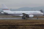 Airbus A319-115X/CJ (P4-VNL)