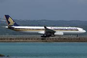 Airbus A330-343E (9V-SSH)