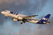 Airbus A320-214 (F-HEPC)