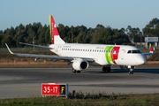 Embraer ERJ-190LR (ERJ-190-100LR) (CS-TPP)