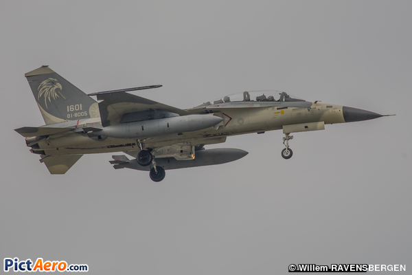 AIDC F-CK-1B (Taiwan - Air Force)
