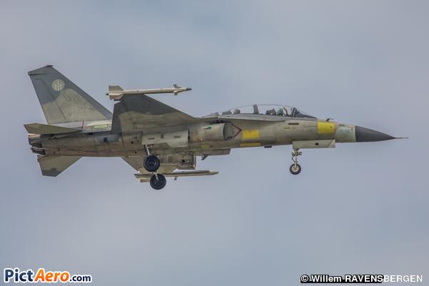 AIDC F-CK-1B (Taiwan - Air Force)