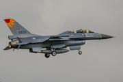 Lockheed Martin F-16B-20-CF