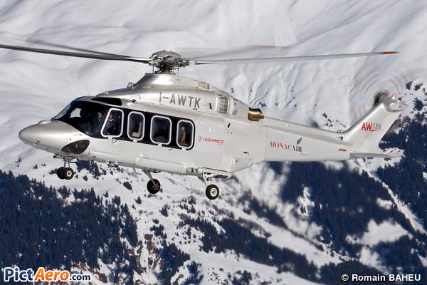 Agusta AB-139 (AW-139) (Monacair)