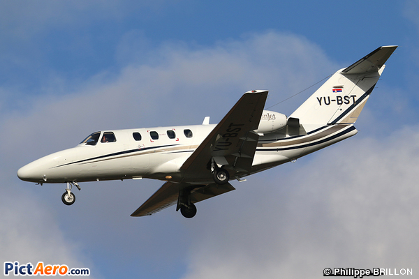 Cessna 525 CitationJet CJ1 (Private)