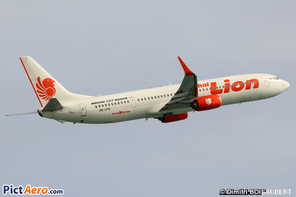 Boeing 737-9GP/ER (Thai Lion Air)