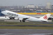 Boeing 747-467F/SCD (LX-GCL)