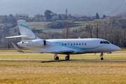 Dassault Falcon 2000EX (OO-GHE)