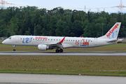 Embraer ERJ-195LR (ERJ-190-200LR) (EC-LFZ)