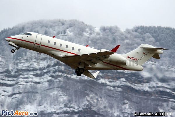 Bombardier BD-100-1A10 Challenger 300 (Windrose Air Jetcharter)