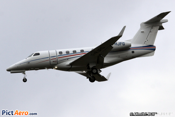 Embraer 505 Phenom 300 (GDP Vendome SARL)