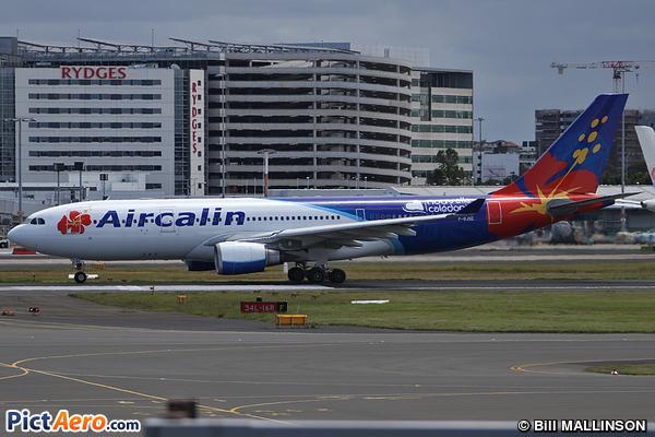 Airbus A330-202 (Aircalin)