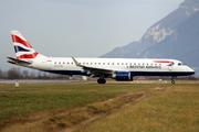 Embraer ERJ-190SR (G-LCYV)