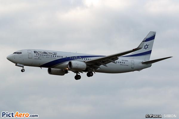 Boeing 737-85P/WL (El Al Israel Airlines)