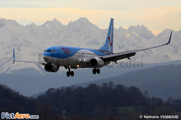 Boeing 737-8K5/WL (TUI Airways)