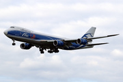 Boeing 747-83QF (VQ-BFE)