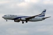 Boeing 737-85P(WL) (4X-EKH)