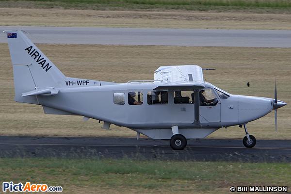 Gippsland GA-8 (State of Western Australia)