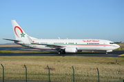Boeing 737-8BK/WL (CN-MVI)