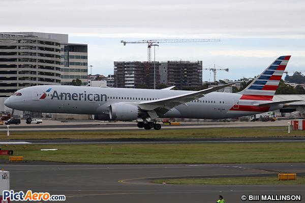 Boeing 787-9 Dreamliner (American Airlines)