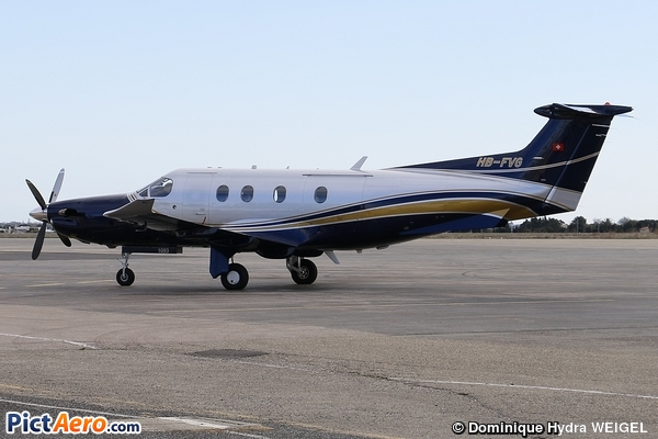 Pilatus PC-12/47E (Winglets Aviation AG )
