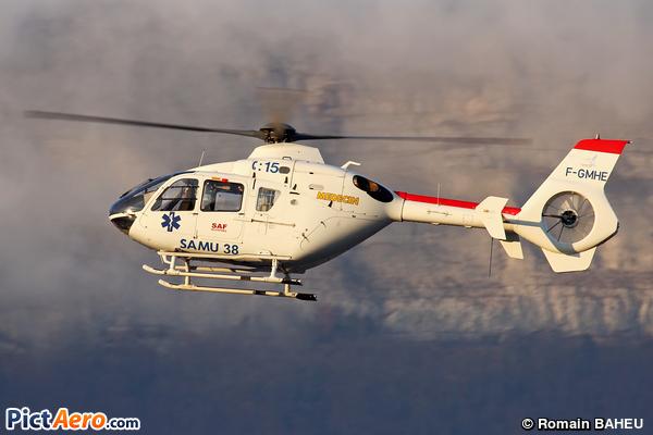 Eurocopter EC-135-T1 (Helicap)
