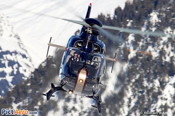 Eurocopter EC-135T2 (SAF)