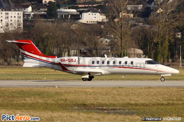 Learjet 75 (Kemas International Ltd)