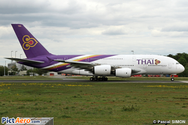 Airbus A380-841 (Thai Airways International)