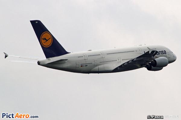 Airbus A380-841 (Lufthansa)