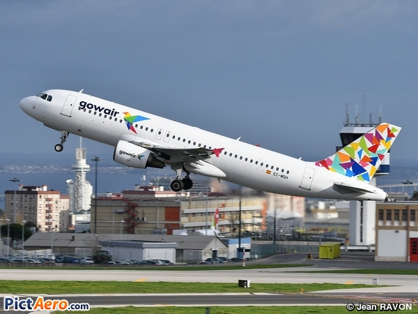 Airbus A321-214 (Gowair Vacation Airlines)
