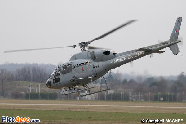 Aérospatiale AS-555AN Fennec (France - Air Force)