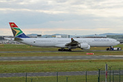 Airbus A340-642 (ZS-SNA)
